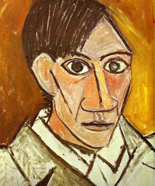 Пікассо портрет