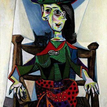 35. Пикассо. Дора Маар