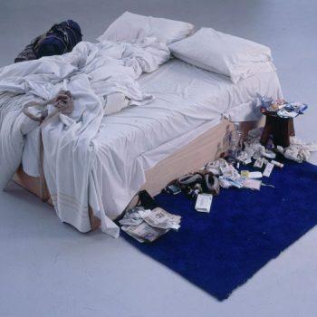 46. Трейсі Емін. Моє ліжко.