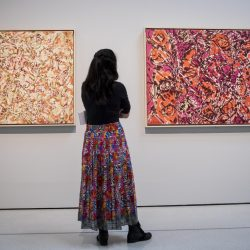 lee-krasner-living-colour-barbican-art-gallery-30-may-1-sept-2019-tristan-fewings-getty-images-16