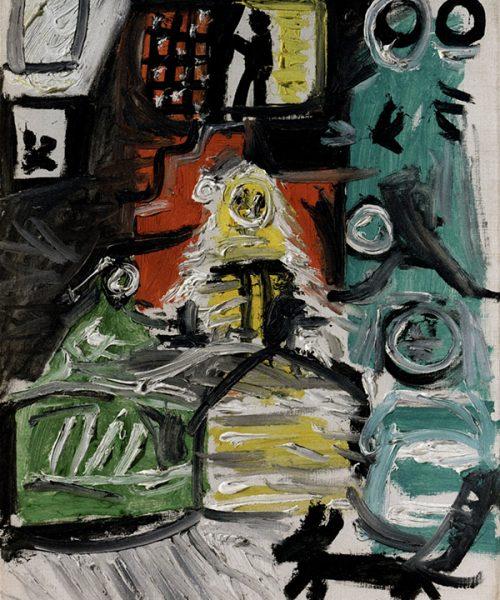 13_Pablo-Picasso_Las-Meninas_04.09.1957